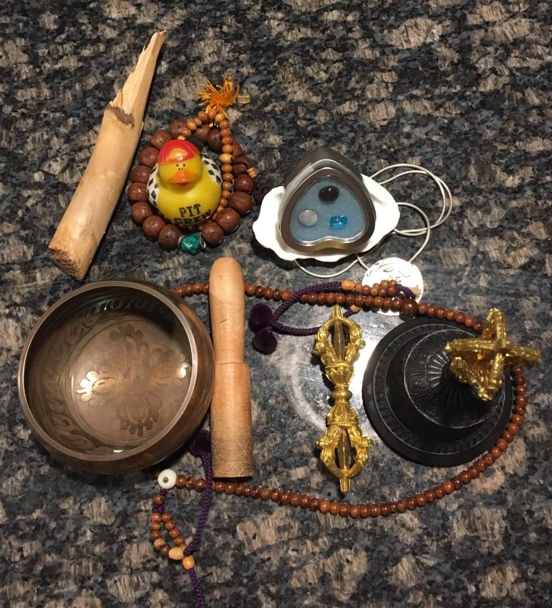 Bodhi Day gear.